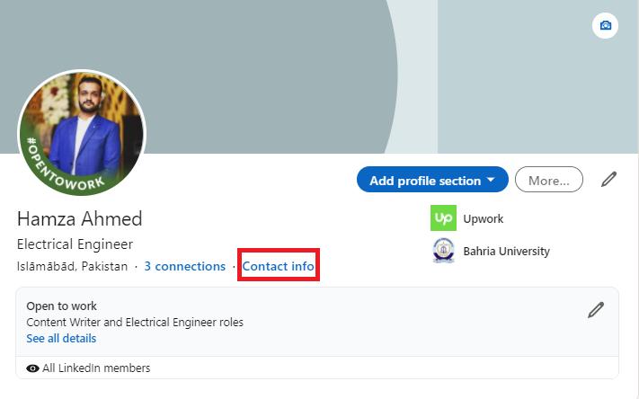 How to Add GitHub to LinkedIn
