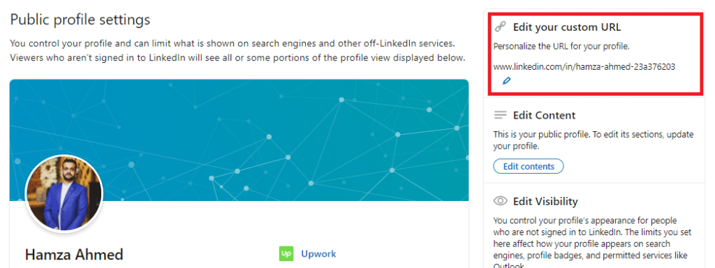How to Customize Your LinkedIn Profile URL