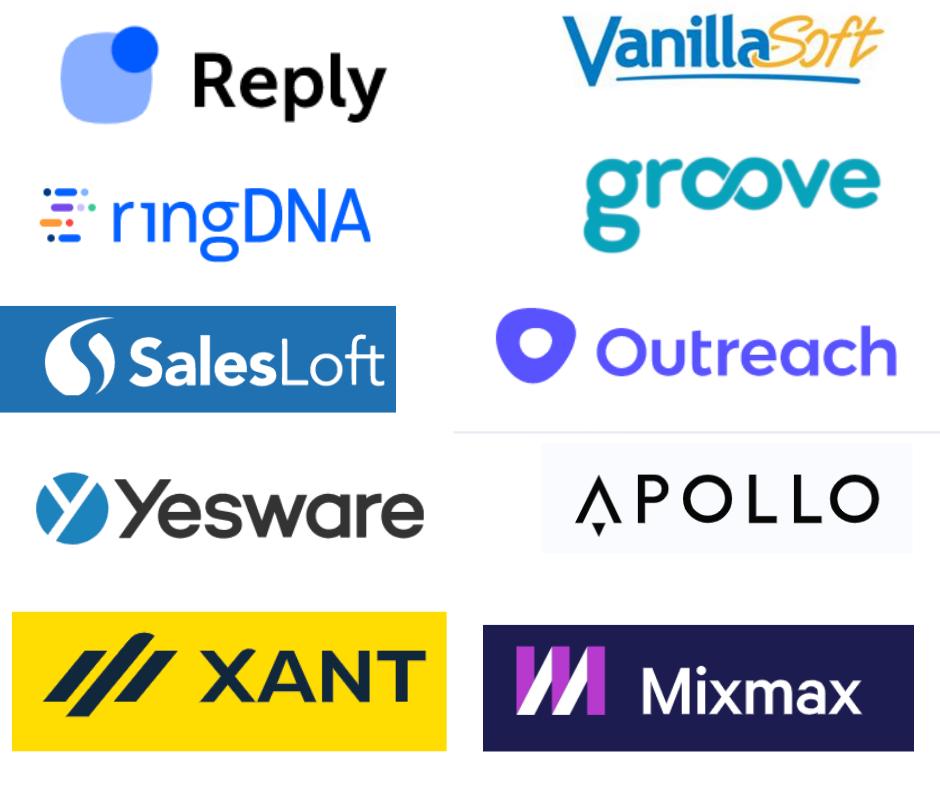 SalesLoft Competitors