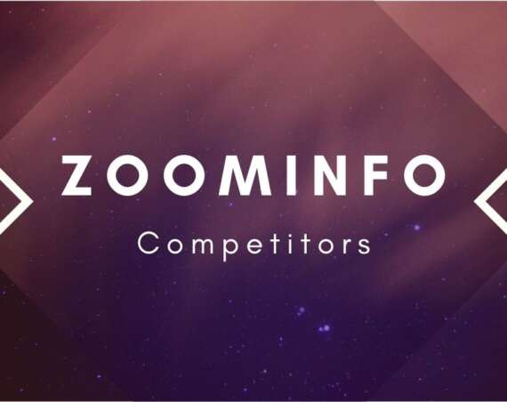 zoominfo competitors